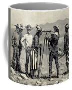 Looking Through The Telescope Coffee Mug