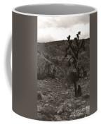 Looking To The Earth Coffee Mug