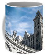 Looking Up At Old City Hall Coffee Mug