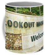 Lookout Mountain Coffee Mug