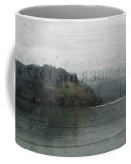 Lookout Point Lake Coffee Mug