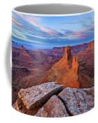 Lookout Point Sunrise Coffee Mug