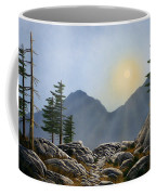 Lookout Rock Coffee Mug