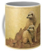 Lookouts Coffee Mug by James W Johnson