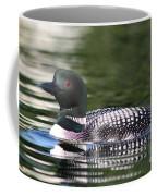 Loon In Summer Coffee Mug