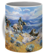 Loops And Swift Horses Are Surer Than Lead Coffee Mug