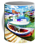 Loose Cannon Water Taxi 1 Coffee Mug by Lanjee Chee
