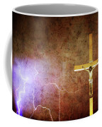 Lord Have Mercy - Crucifixion Of Jesus -2011 Coffee Mug
