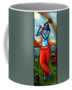 Lord Krishna- Hindu Deity Coffee Mug