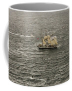 Lord Nelson Enters Sydney Harbour Coffee Mug