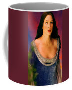 Lord Of The Rings Arwen Coffee Mug