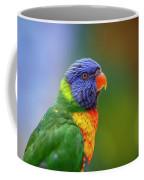 Lorikeet 2 Coffee Mug