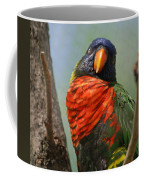 Lorikeet Coffee Mug