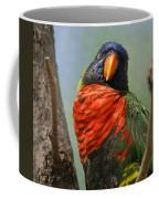 Lorikeet Coffee Mug