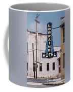 Lorraine Hotel Sign Coffee Mug