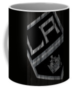 Los Angeles Kings Wood Fence Coffee Mug