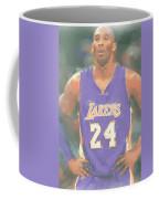 Los Angeles Lakers Kobe Bryant 2 Coffee Mug