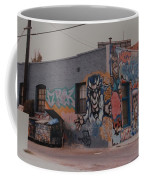 Los Angeles Urban Art Coffee Mug