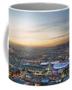 Los Angeles West View Coffee Mug