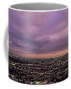 Los Angels Sunset Coffee Mug