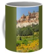 D14492-los Gigantes  Coffee Mug