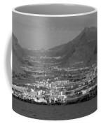 Los Gigantes Panorama 3 Coffee Mug