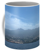 Los Gigantes Panorama  Coffee Mug