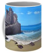 Los Muertos Beach Coffee Mug