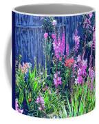 Los Osos Flower Garden Coffee Mug