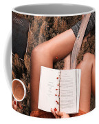 Lose Yourself In A Good Book Coffee Mug by ISAW Company