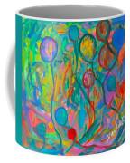 Lost Balloons Coffee Mug by Kendall Kessler
