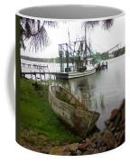 Lost Boat Coffee Mug