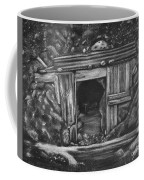 Lost Burro Mine Death Valley Coffee Mug