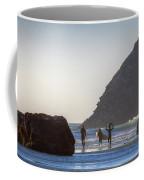 Lost Coast Surfers Coffee Mug