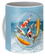 Lost In A Daydream - Fish Out Of Water Coffee Mug