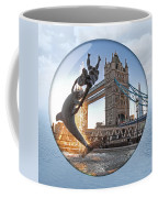 Lost In A Daydream - Floating On The Thames Coffee Mug