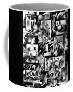 Lost In Dimension V Coffee Mug