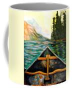 Lost In Nature Coffee Mug