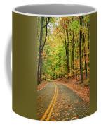 Lost In Pennsylvania Coffee Mug