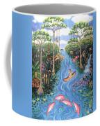 Lost In The Amazon Coffee Mug