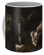Lost In The Dark. Death Becomes You Coffee Mug