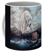 Lost In The World Of Giants Coffee Mug