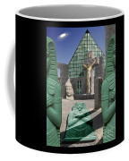 Lost Temple Of Alexandria Coffee Mug