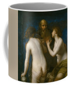 Lot And His Daughters Coffee Mug