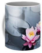 Lotus Blossoms Coffee Mug