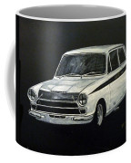 Lotus Cortina Coffee Mug