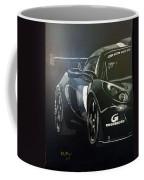 Lotus Exige Gt3 Side Coffee Mug