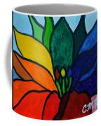 Lotus Flower 1 Coffee Mug