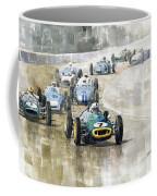 1961 Germany Gp  #7 Lotus Climax Stirling Moss Winner  Coffee Mug