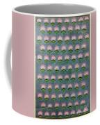 Lotus Pichwai Miniature Coffee Mug